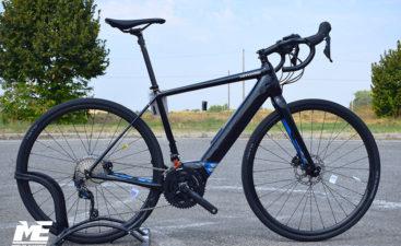 Cannondale Synapse Neo 1 1 ebike 2020 bici elettrica corsa mobe