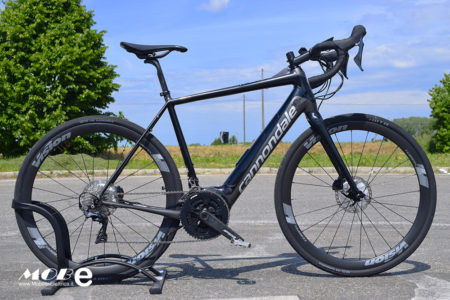 Cannondale Synapse Neo 1 1 ebike bosch 2019 bici elettrica mobe