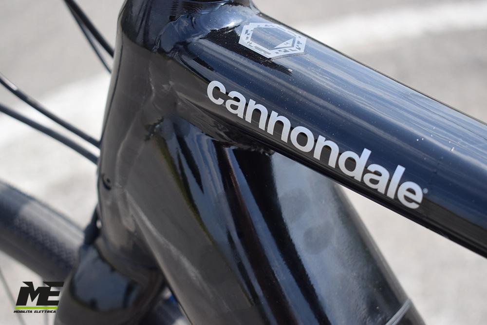 Cannondale Synapse Neo 1 tech10 ebike 2020 bici elettrica corsa mobe