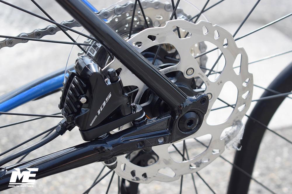 Cannondale Synapse Neo 1 tech11 ebike 2020 bici elettrica corsa mobe