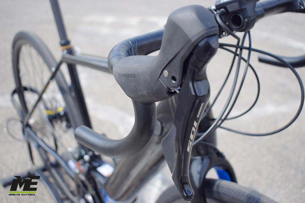 Cannondale Synapse Neo 1 tech5 ebike 2020 bici elettrica corsa mobe