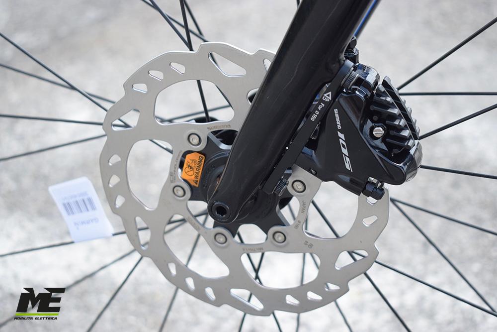 Cannondale Synapse Neo 1 tech8 ebike 2020 bici elettrica corsa mobe