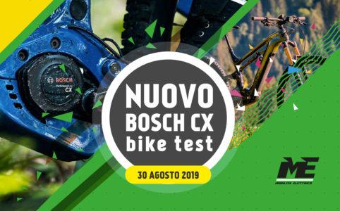 Ebike test nuovo bosch cx cannondale moterra 30 agosto