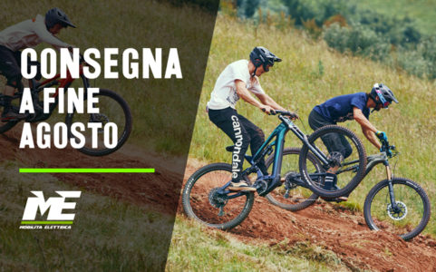 consegna cannondale 2020