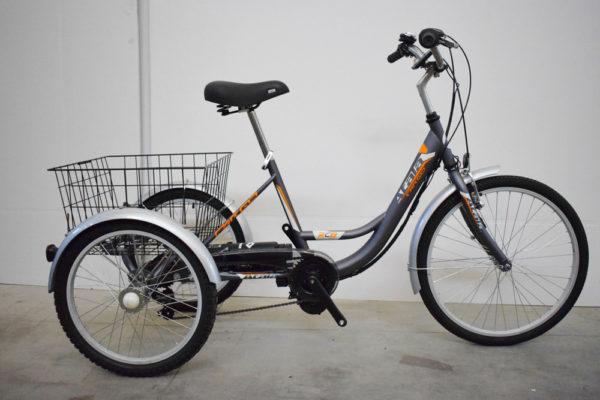 Atala Cargo bici elettrica triciclo usato occasione mobe