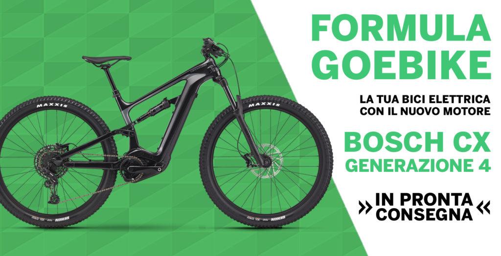 Formula GoEbike Promo Nuovo Bosch