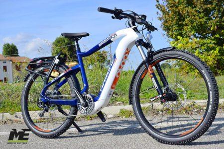 Haibike xduro adventr 5 2 ebike flyon 2020 bici elettrica bologna mobe