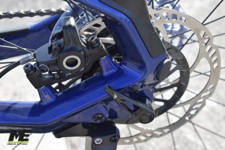 Haibike xduro adventr 5 tech10 ebike flyon 2020 bici elettrica bologna mobe