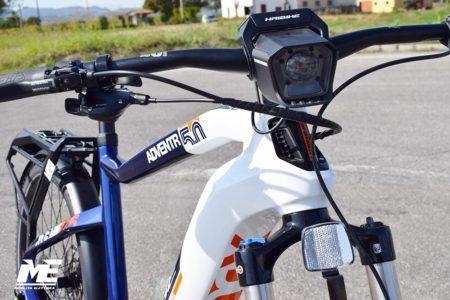 Haibike xduro adventr 5 tech12 ebike flyon 2020 bici elettrica bologna mobe