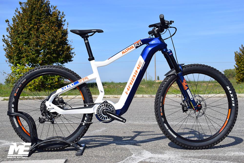 Haibike xduro alltrail 5 1 ebike flyon 2020 bici elettrica mobe