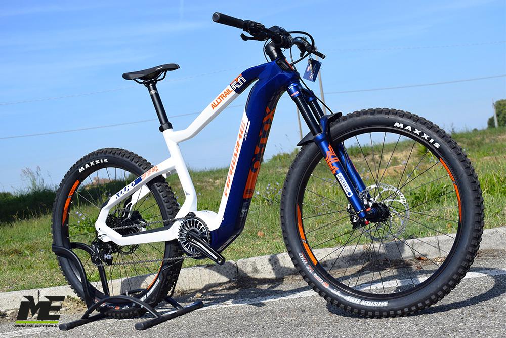 Haibike xduro alltrail 5 2 ebike flyon 2020 bici elettrica mobe