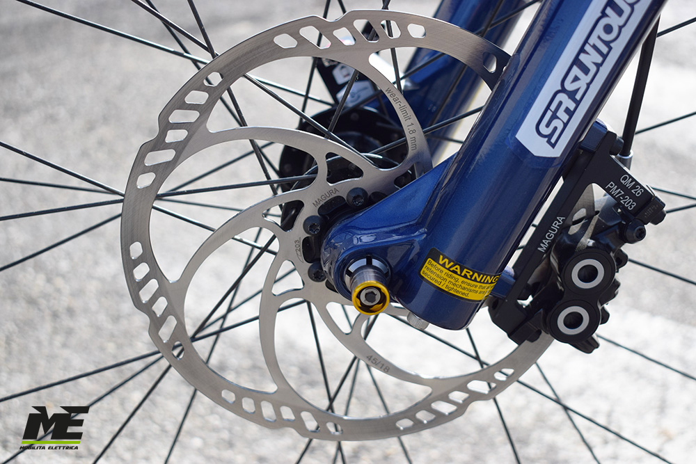 Haibike xduro alltrail 5 tech13 ebike flyon 2020 bici elettrica mobe