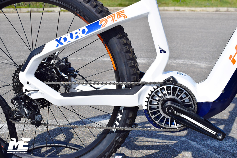 Haibike xduro alltrail 5 tech4 ebike flyon 2020 bici elettrica mobe