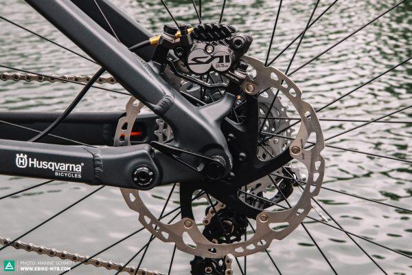 Husqvarna Extreme Cross EXC10 nuova bici elettriche modello 2020 shimano mobilita elettrica bologna 3