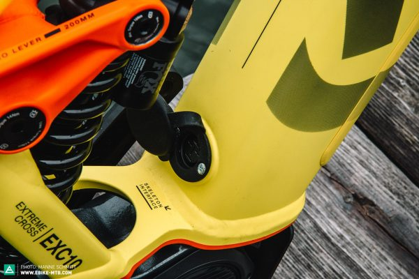 Husqvarna Extreme Cross EXC10 nuova bici elettriche modello 2020 shimano mobilita elettrica bologna 6