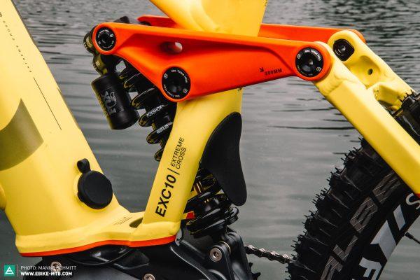 Husqvarna Extreme Cross EXC10 nuova bici elettriche modello 2020 shimano mobilita elettrica bologna 8