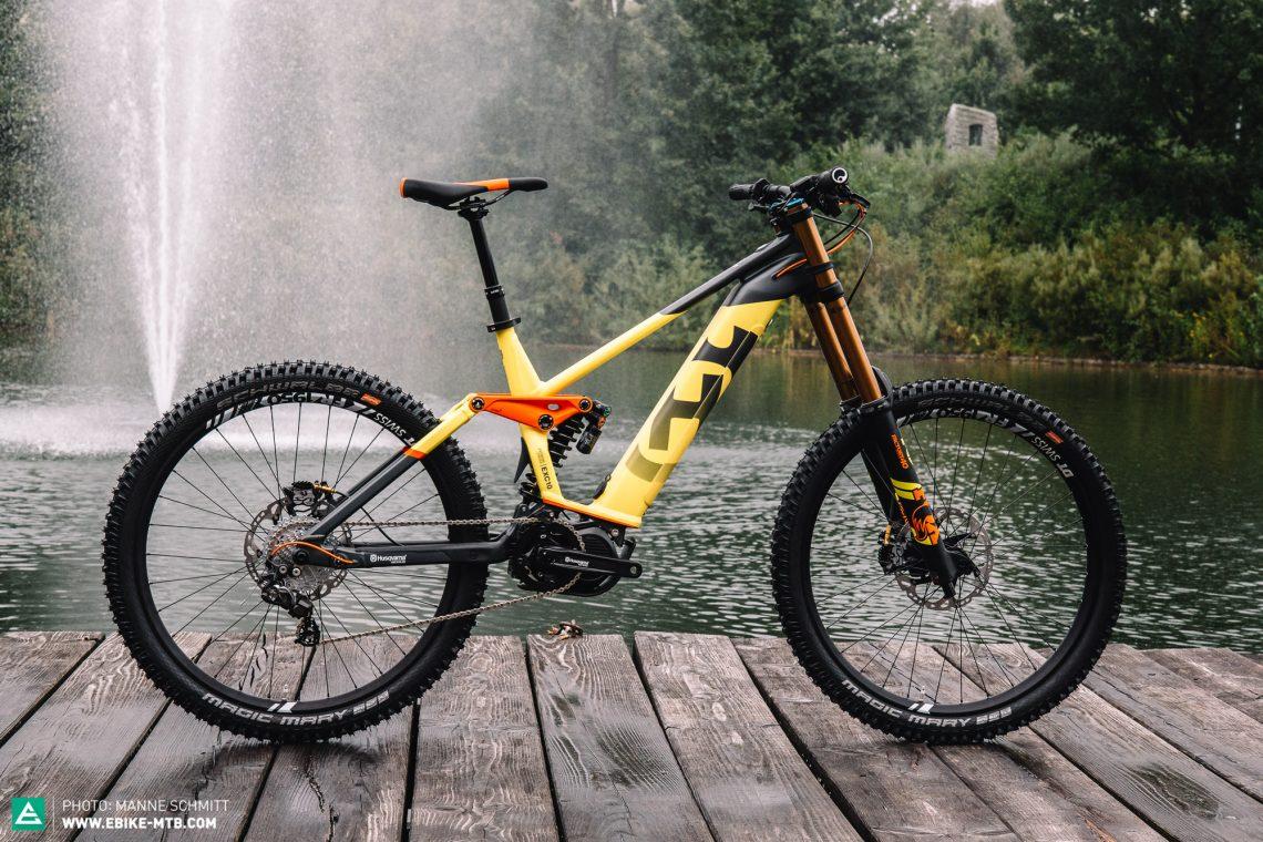 Husqvarna Extreme Cross EXC10 nuova bici elettriche modello 2020 shimano mobilita elettrica bologna