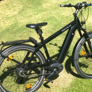 Riese Muller Charger Nuvinci mobe ebike usata conto vendita bici elettrica