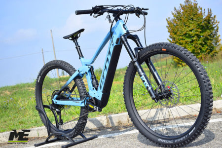 Scott genius eride 910 2 ebike nuovo bosch 2020 bici elettrica mobe