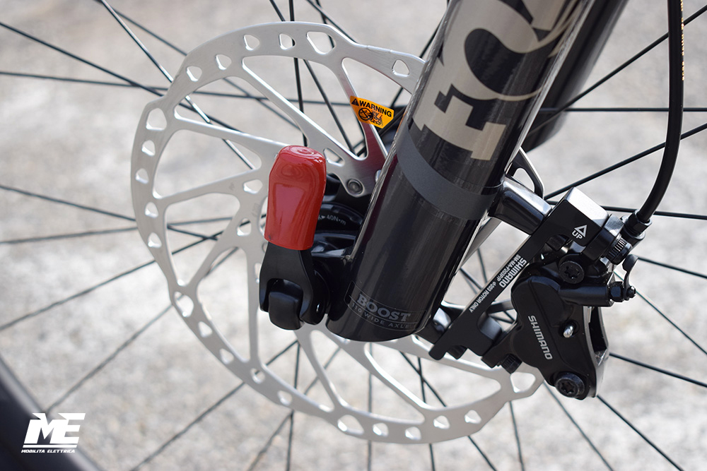 Scott strike eride 910 tech9 ebike nuovo bosch 2020 bici elettrica mobe