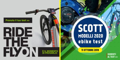 Tour test ebike bici elettrica mobe