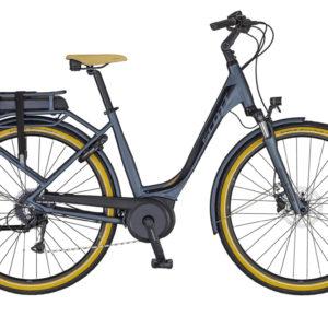 scott sub active eride 30 unisex bosch ebike 2019 bici elettrica mobe