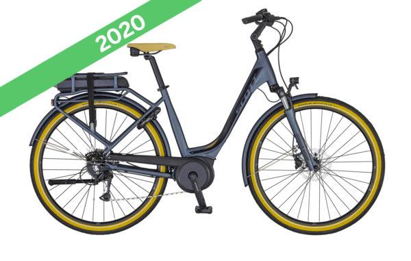 scott sub active eride 30 unisex bosch ebike 2020 bici elettrica mobe