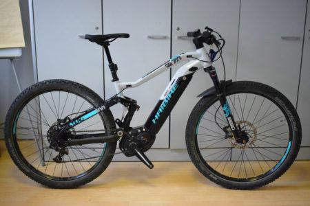 04 Haibike SDuro FullNine 7 bici elettriche mtb bologna ebike usata occasione mobilita elettrica