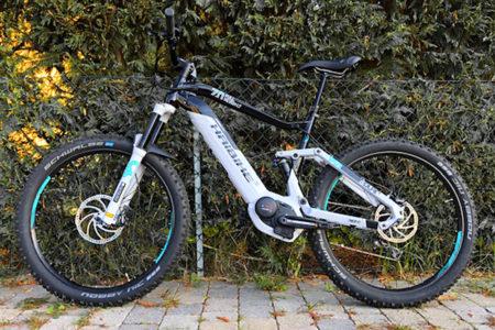 07 Haibike SDuro FullSeven lt 7 bici elettriche mtb bologna ebike usata occasione mobilita elettrica