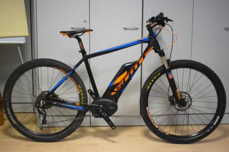24 Scott E-Aspect 920 bici elettriche mtb bologna ebike usata occasione mobilita elettrica