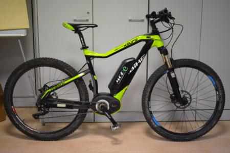 29 Haibike XDuro HardSeven RX bici elettriche mtb bologna ebike usata occasione mobilita elettrica