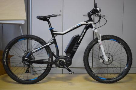 33 Haibike XDuro FS RX bici elettriche mtb bologna ebike usata occasione mobilita elettrica