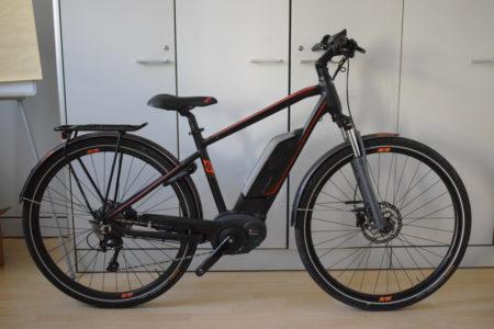 34 Scott E-Sub Sport 20 Men bici elettriche citta bologna ebike usata occasione mobilita elettrica