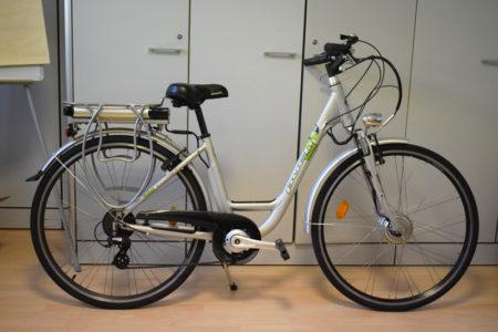 39 Bianchi Puch E-Going bici elettriche citta bologna ebike usata occasione mobilita elettrica