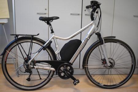 40 Matra I-step tourer bici elettriche citta bologna ebike usata occasione mobilita elettrica