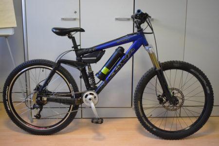 42 Kona Stinky bici elettriche mtb bologna ebike usata occasione mobilita elettrica