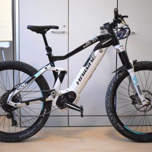 Haibike SDuro FullSeven LT 7 ebike usata bosch bici elettrica occasione