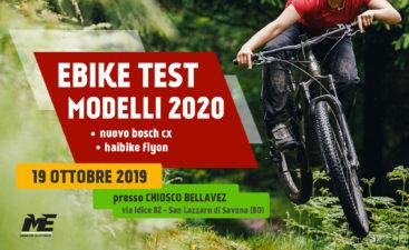 Ebike test modelli bici elettriche 2020 19 ottobre