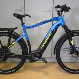 Haibike sduro trekking 9 bici elettriche citta bologna ebike usata conto vendita mobilita elettrica