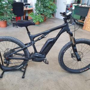 Scott e-genius 730 bici elettrica usata conto vendita mobe