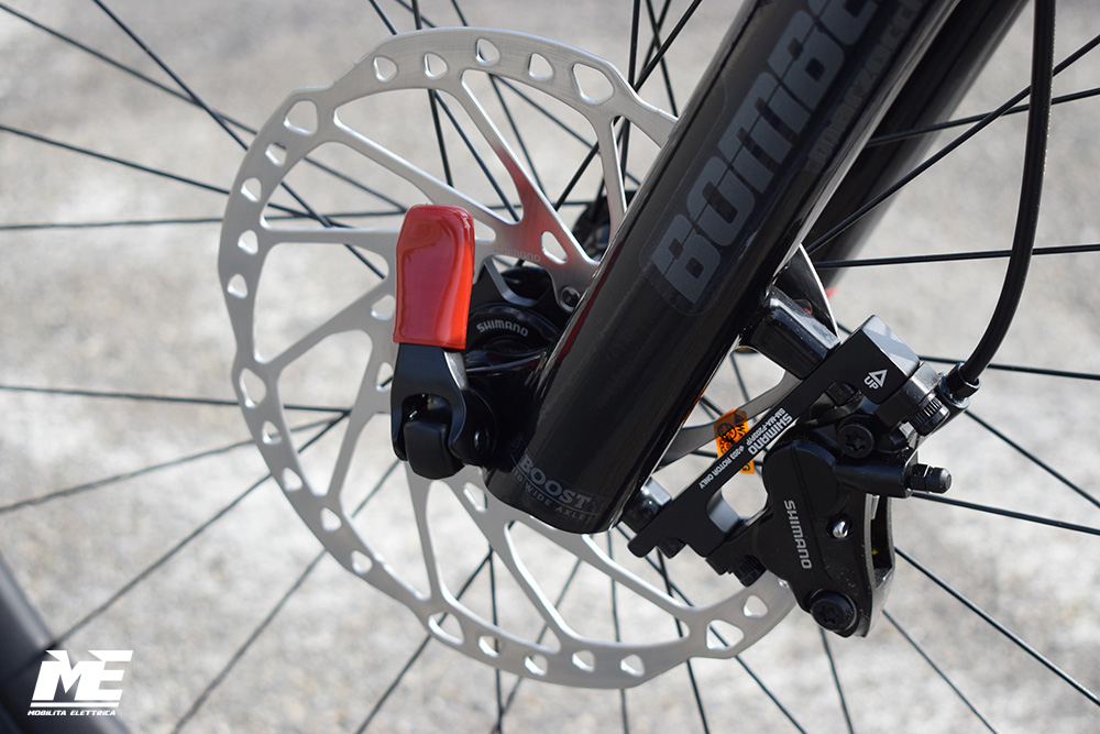 Scott strike eride 920 tech9 ebike nuovo bosch 2020 bici elettrica mobe