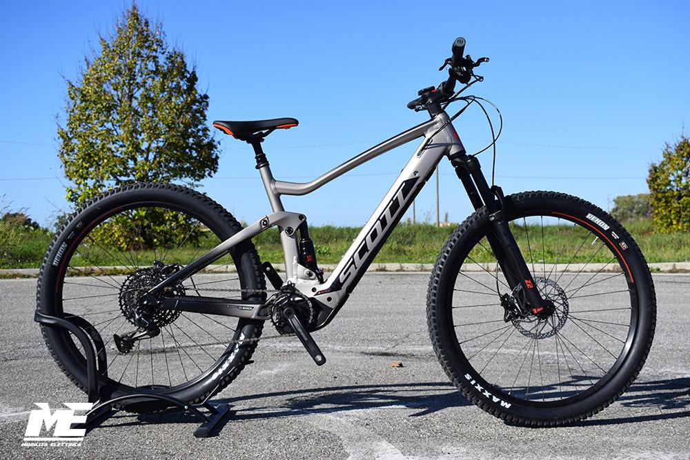 Scott strike eride 930 1 ebike nuovo bosch 2020 bici elettrica bologna mobe
