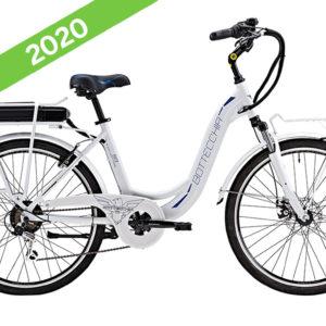 bottecchia be11 lady bianco ebike 2020 bici elettrica citta bologna mobe