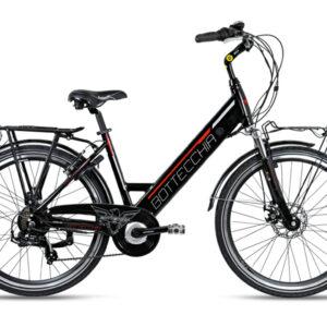 bottecchia be15 lady donna nera ebike 2020 bici elettrica citta bologna mobe