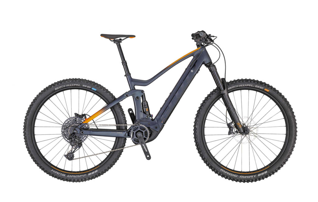 scott genius eride 930 nuovo bosch ebike 2020 bici elettrica mobe