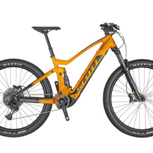 scott strike eride 940 orange nuovo bosch ebike 2020 bici elettrica mobe