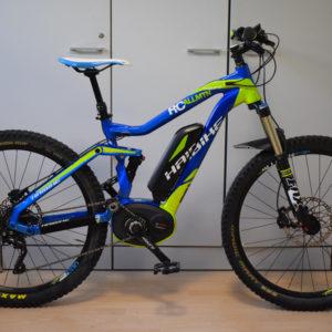 15 Haibike XDuro AllMtn RC bici elettriche mtb bologna ebike usata occasione mobilita elettrica