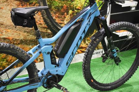 Doppia batteria bosch bici elettrica taglia s 2
