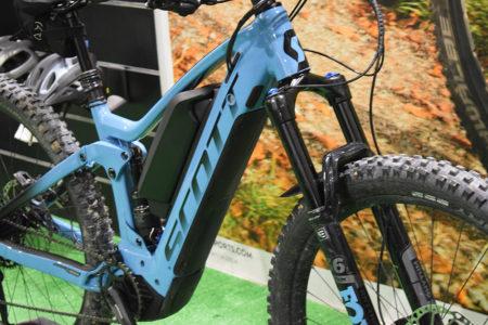 Doppia batteria bosch bici elettrica taglia s 3