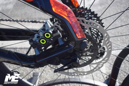 Haibike xduro nduro 10 tech14 ebike flyon 2020 bici elettrica mobe